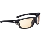Optic Nerve Pipeline Photomatic Sunglasses: Matte Black