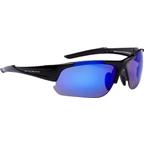 Optic Nerve Flashdrive Polarized Sunglasses: Shiny Black
