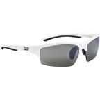 Optic Nerve Venure IC Sunglasses: Shiny White