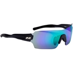 Optic Nerve Vapor IC Sunglasses: Matte Carbon