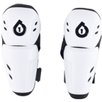 SixSixOne Comp Elbow Pad: White