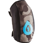 SixSixOne Comp Am Elbow Pad: Black