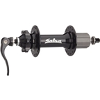Salsa Mukluk 3 Rear Hub 170mm spaced Steel Axle with Skewer 32h Black
