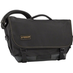 Timbuk2 Stork Messenger Bag Diaper Bag, Black/Gold, Medium
