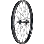 Eclat Front Wheel Trippin Aero Rim With Pulse Front Hub 36h Black