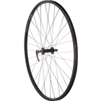 Quality Wheels Value Series 2 Front Wheel 700c Formula / WTB DX17 Black