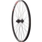 "Quality Wheels Mountain Disc Front Wheel 26"" Formula 20mm / WTB SpeedDisc Black"