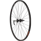 Quality Wheels Value Series 2 Road Rear Wheel 700c Formula 135mm / WTB DX17 Black