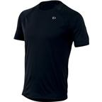 Pearl Izumi Men's Fly Short Sleeve Top: Black