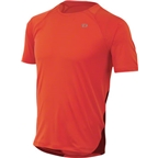 Pearl Izumi Men's Fly Short Sleeve Top: Mandarin Red
