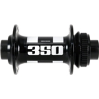 DT Swiss 350 Front Hub 28h 15mm Thru Axle Center Lock Disc