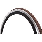 Fyxation Session Tire 700 x 23c Brown Tread White Sidewall Folding