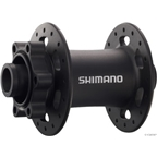Shimano XT M758 32h 15mm 6-Bolt Disc Front Hub Black