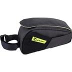 Birzman Belly S Top Tube Bag: Black