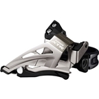 Shimano XTR M9025-L 2x11, Low Clamp, Top Swing, Bottom-Pull, Front Derailleur