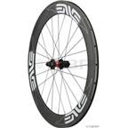 Quality Wheels Road Rear Wheel 700c 24h DT 240s / ENVE 65 / DT Aerolite All Black