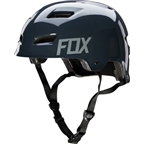 Fox Racing Transition Hardshell Helmet: Charcoal