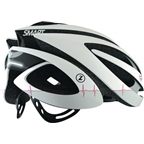 Lazer Genesis Lifebeam Helmet with Heart Rate Monitor: White MD