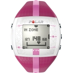 Polar FT4F Heart Rate Monitor: Women's, Pink and Purple