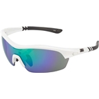 Optic Nerve Thuone 3.0 Sunglasses: Shiny Black, 3 sets of lenses