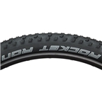 "Schwalbe Rocket Ron LiteSkin Tire, 29 x 2.1"" EVO Folding Bead Black with PaceStar Tread Compound"