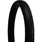 """Vee Tire Co. Trax Fatty Fat Bike Tire: 27.5 x 3.25"""" Folding Bead Silica Compound Black"""