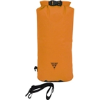 Seattle Sports DriLite Cove Dry Sack, 20-Liter, Orange with Carry Strap