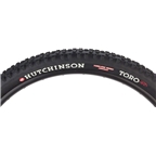 "Hutchinson Toro 27.5 x 2.35"" Tubeless Ready Hardskin Tire Black"
