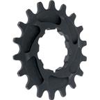 Rennen 16t Cog Black Shimano Compatible