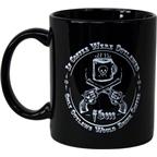 FBM Outlaw Coffee Mug Black