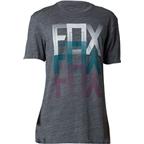 Fox Racing Dalton Short Sleeve Premium T-Shirt: Black