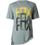 Fox Racing Dalton Short Sleeve Premium T-Shirt: Sage Green