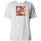 Fox Racing Grisler Short Sleeve T-Shirt: Heather Gray