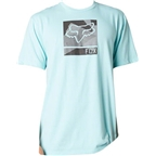 Fox Racing Grisler Short Sleeve T-Shirt: Ice Blue