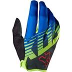 Fox Racing Savant Full Finger Glove: Blue