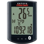 CatEye Strada Smart Wireless With Speed, Cadence And HR Cycling Computer: Black