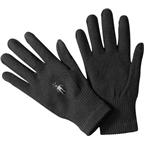 Smartwool Liner Glove: Black