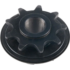 Eclat Blind Cassette Hub 9t Driver RHD and LHD Compatible Includes Ratchet Ring C