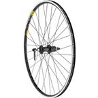 Quality Wheels Road Rim Brake Rear Wheel 650c 32h Shimano 105 5800 / Mavic