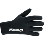 Capo Iso Neoprene Long Finger Glove Black SM/MD