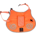 Ultra Paws Dog Safety Vest Orange MD