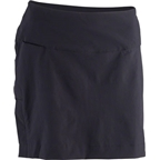Zoic Women's Damsel 5 Inseam Casual Cycling Skirt with Removable Liner Short: SM