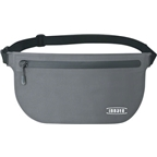 Innate Gear Portal Travel Waist Pouch: Charcoal/Charcoal