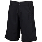 Whisky Parts Co. No. 5 Baggy Short: Black~ SM