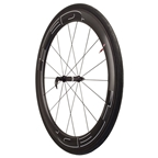 HED Wheels Jet 6 + Black 700c Front Wheel Radial 18h