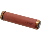 Cardiff Julian Locking Leather Grip - Brown