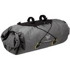 Apidura Handlebar Pack, Regular / Large - Grey/black