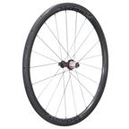 Vision Metron 40 Clincher Wheelset Black