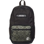 The Shadow Conspiracy Nahua Backpack Black/Olive