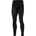 Ibex Men's Woolies 1 Base Layer Bottom: Black